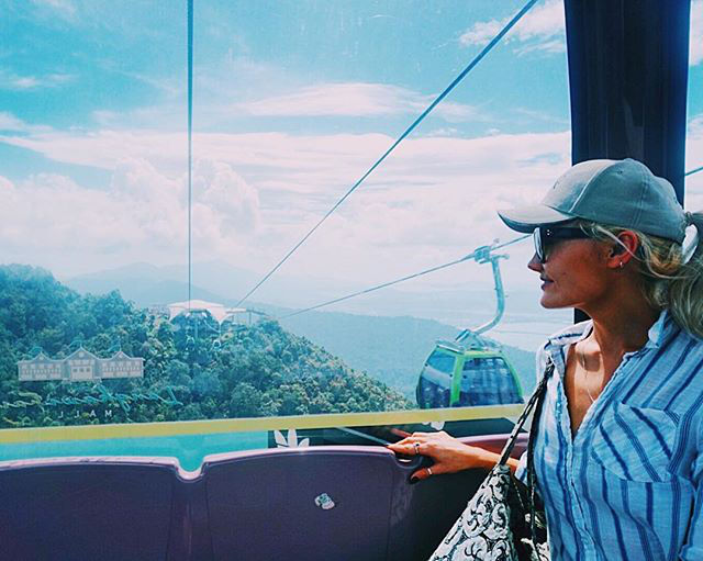 Langkawi Cable Car | Girl Going Global
