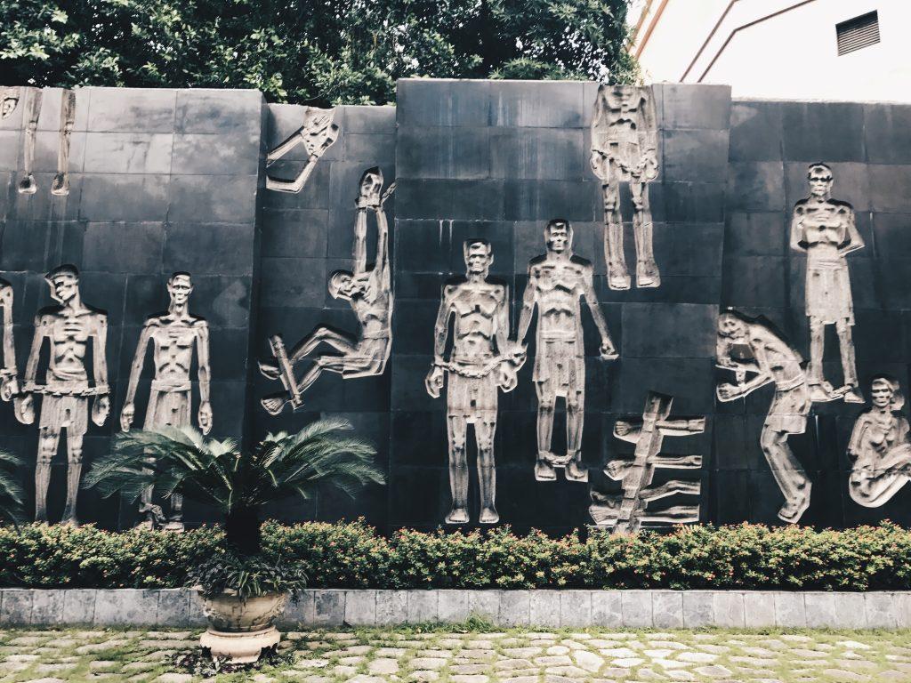 Visit Hoa Lo Prison in Hanoi, Vietnam