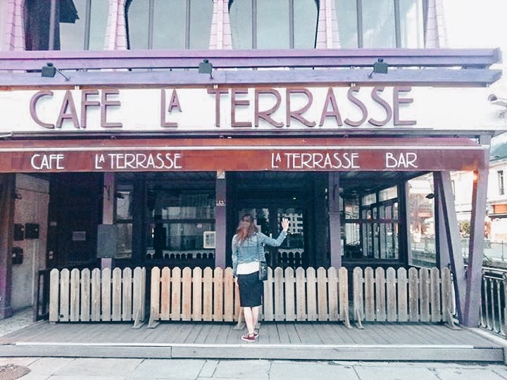 Tequila Tuesday at La Terrasse | Chamonix