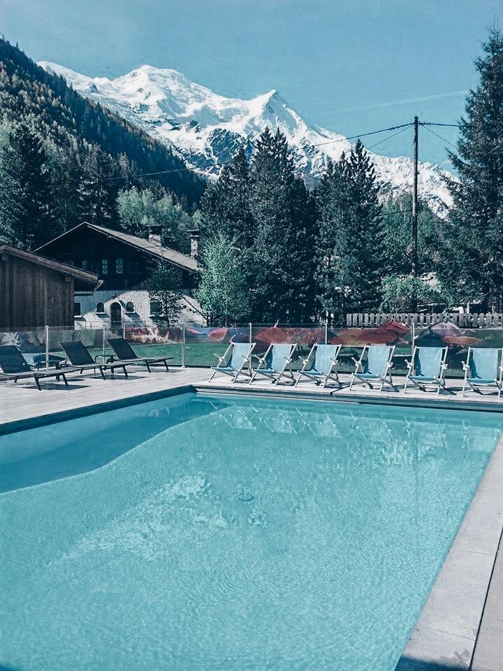 Spa at Hôtel Le Refuge des Aiglons | Chamonix | Ski Season