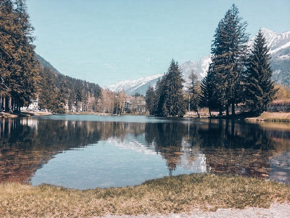 Lake Gaillands | Chamonix | Girl Going Global