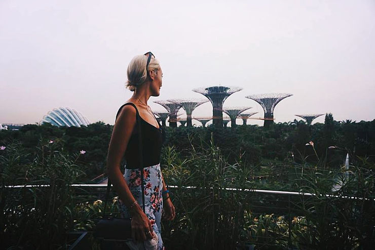 Explore Singapore with Girl Going Global | Gardens by the Bay