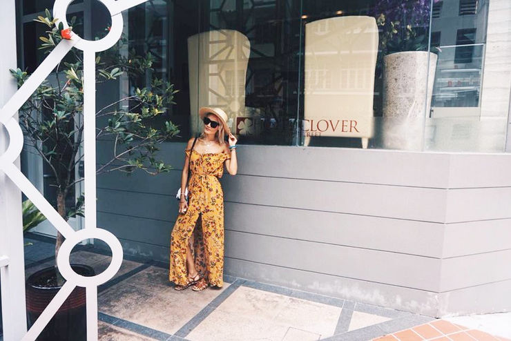 Explore Singapore with Girl Going Global | Hotel Clover
