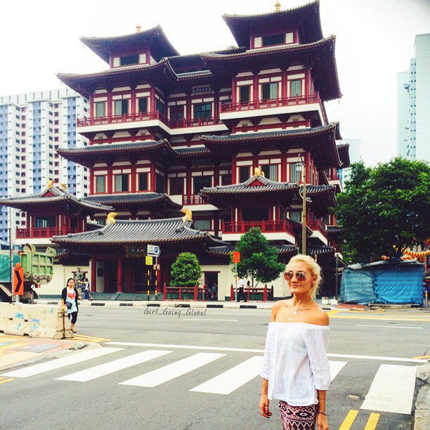 China Town | Singapore | Girl Going Global