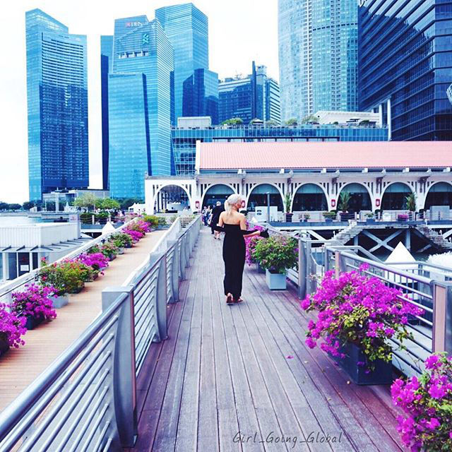 Fullerton Hotel | Singapore | Girl Going Global