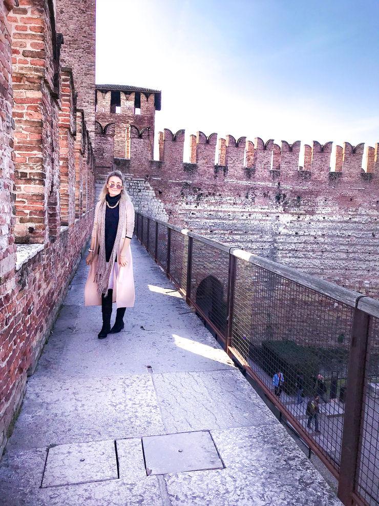 Visit the CastelvecchioMuseum in Verona, Italy