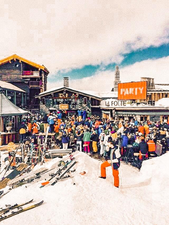 Val DIsere | Top Destinations for Easter 2018 | Folie Douce