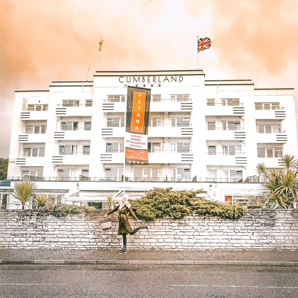 Back to Beautiful Bournemouth Beach: A Stay In The Cumberland Hotel