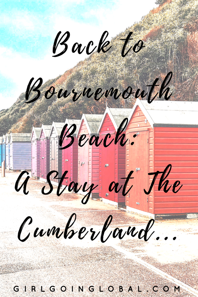 Bournemouth: A beautiful stay in The Cumberland Hotel