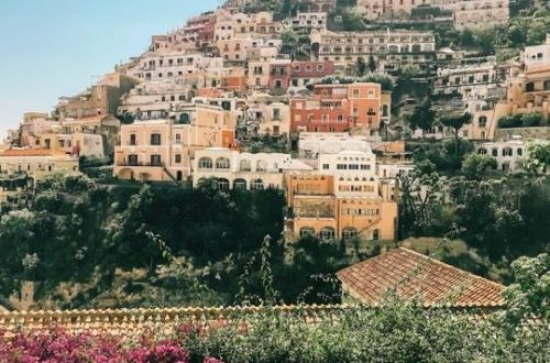 Positano | Amalfi Coast | Girl Going Global