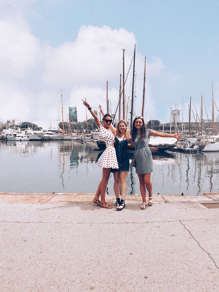 Girls Trip To Barcelona... The Best Bits!
