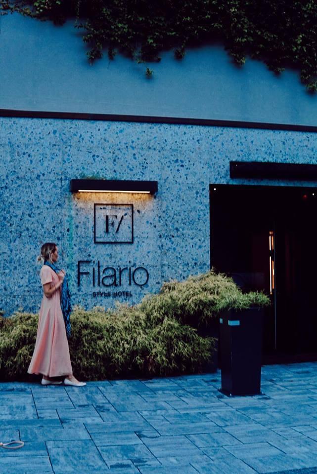 Sisters explore Lake Como: Filario Hotel & Residences