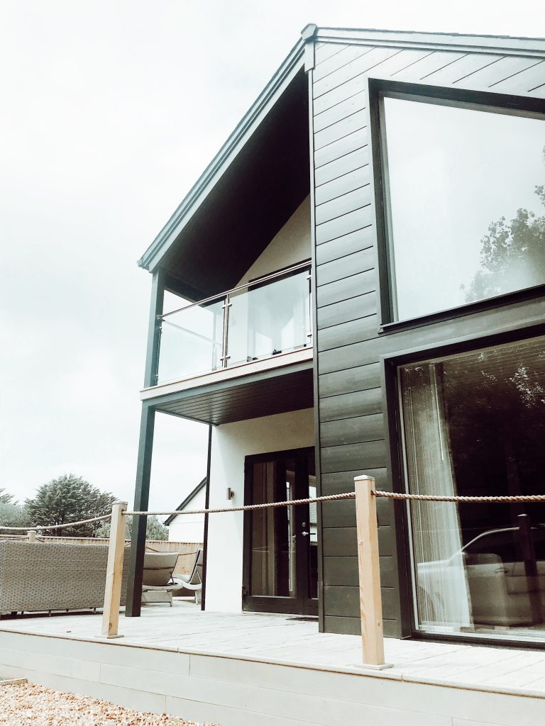 Luxury Lodges Staycation with Girl Going Global in Bude, Cornwall