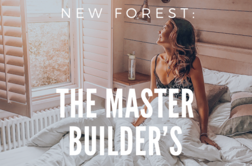 Master Builder's Hotel, New Forest with Girl Going Global