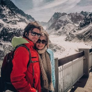Chamonix with Girl Going Global