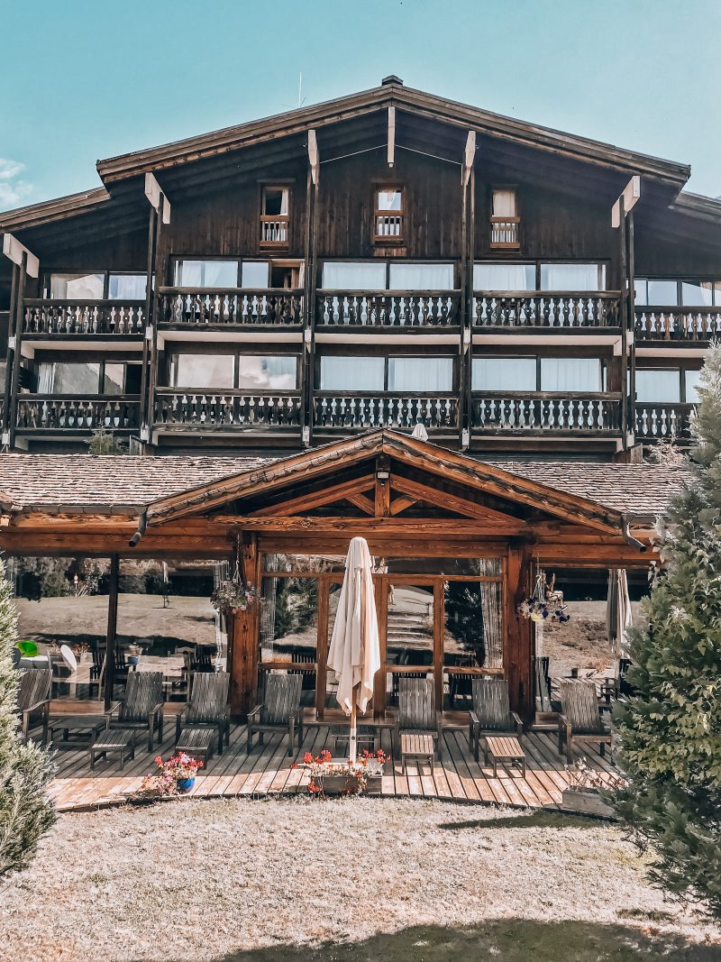Hotel Les Grands Montets with Girl Going Global
