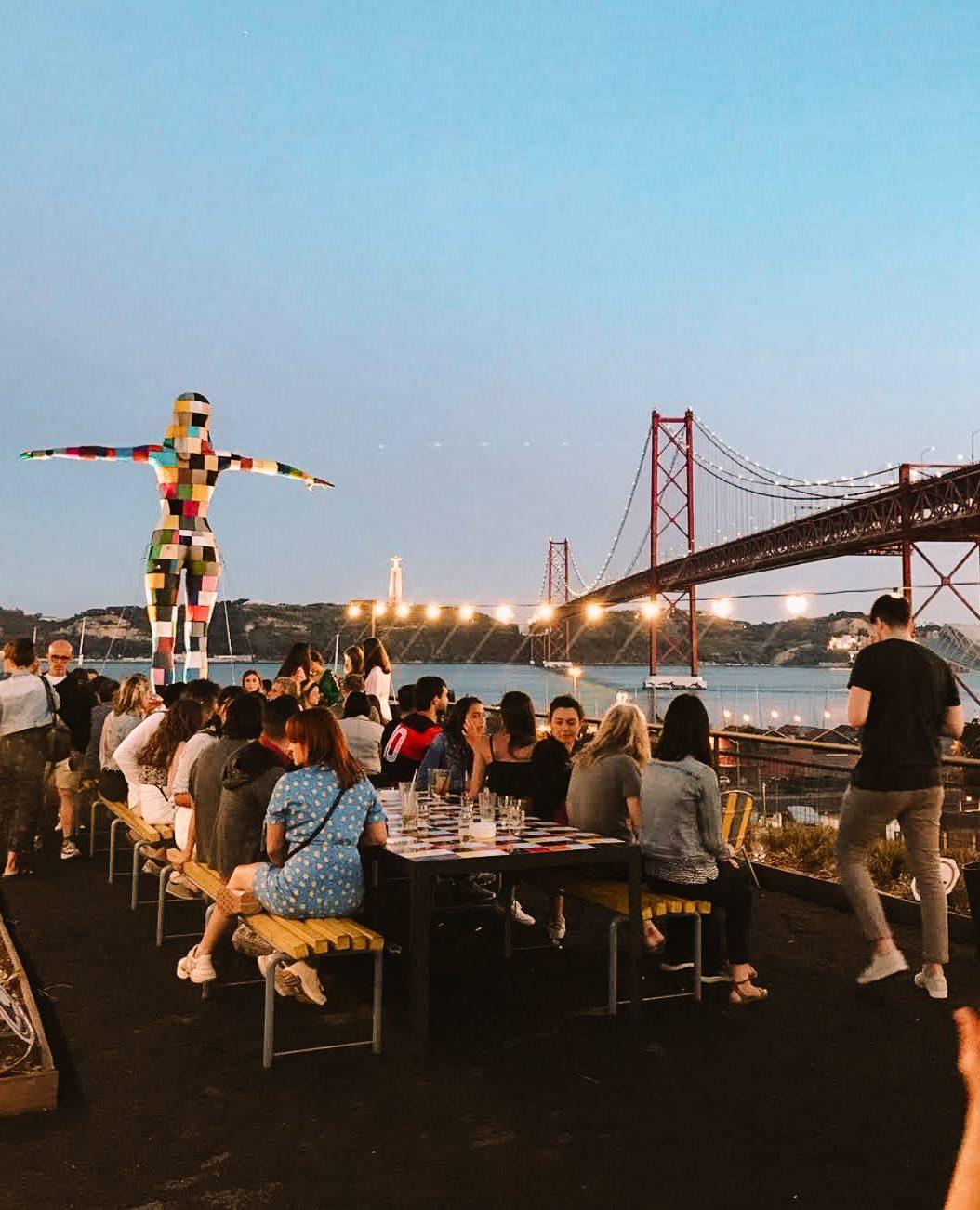 Lisbon top rooftop bars